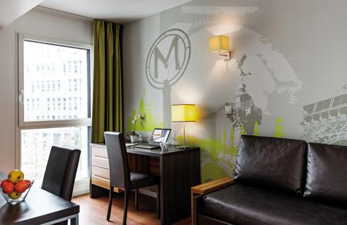 apart 39 hotel paris boulogne r sidence paris pont de sevres location en ville dans une. Black Bedroom Furniture Sets. Home Design Ideas